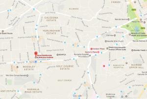 KNDI GOOGLE MAPS